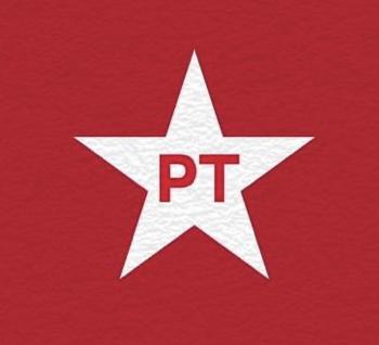 Logotipo do PT