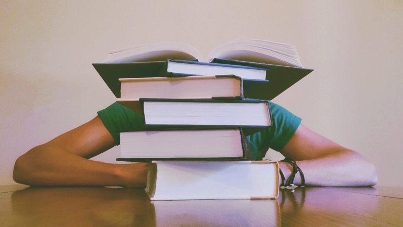 Livros por área do conhecimento: um desafio para professores do ensino médio